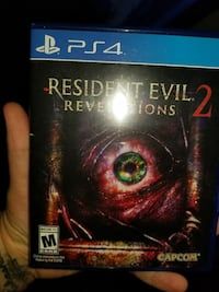Resident Evil PS4 game case South Bend, 46628