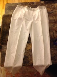 white and gray sweat pants Mont-Royal, H3S