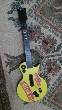 Guitar Hero Konsol
