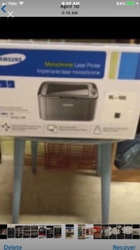 Samsung Printer ML 1665 Check All Pictures Toronto, M4A 1T7