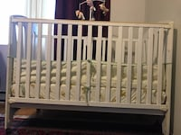 Baby bed as shown on the photo. Fix price
