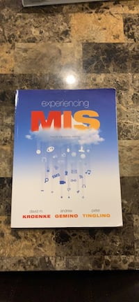 Experiencing MIS 4th Canadian Edition Mississauga, L5M 8A7