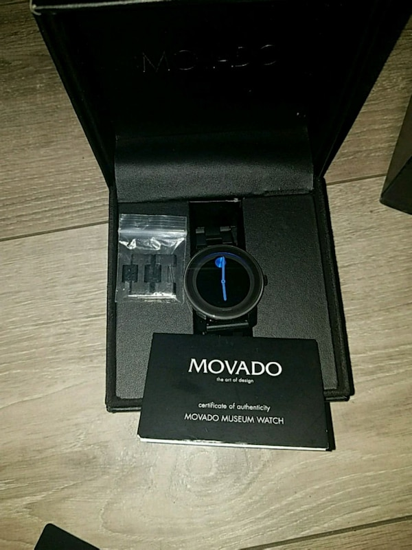 Movado Museum Bold Men's Watch