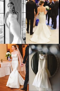Martina Liana 582 Wedding Dress Mississauga