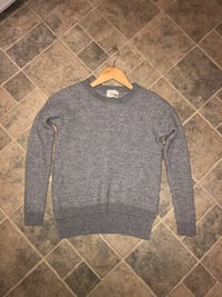 Wilfred free crop knit sweater Winnipeg, R2L 0B1