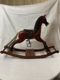 Rocking Horse Antique Style (Decoration) (Brand New)