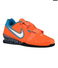 Nike Romaleo 2 Men's weightlifting shoes Size 6 Carlsbad