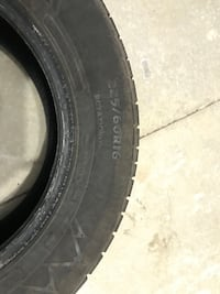Winter Tires - 16 inch