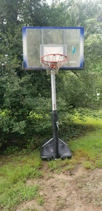 black and white basketball system Capitol Heights, 20743