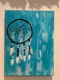 Dream catcher painting Oakville, L6M 5K2