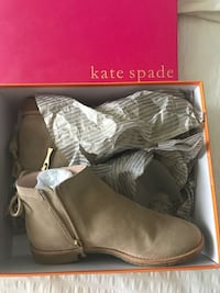 "New ""Kate spade"" ankle boot size 6 ½ unwanted gift"