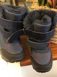Size 5 winter boots toddler 702 km