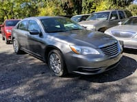2011 Chrysler 200 Tysons