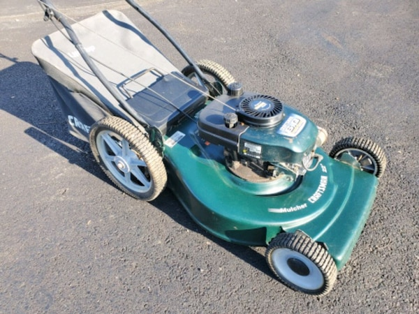 Used Craftsman 22 Quot Bagger Push Mower For Sale In Bristol