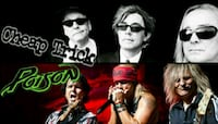 2 tickets to POISON AND CHEAP TRICK Dallas June 2 Waco, 76708