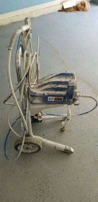 Commercial grade paint sprayer. Maquina de espayar Front Royal, 22630