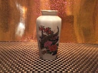 Edmonton's Most Beautiful vintage Imperial Japanese vase. Edmonton, T5G 1J7