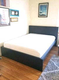 MALM Ikea Bed Frame Full XL Baltimore, 21201