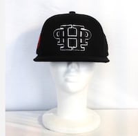 Hour Past Paid SnapBack (black)