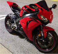 CBR 1000RR Dynojet, two brothers exaust, 9500 miles Rockville, 20853