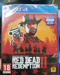 Red dead redemption 2 ps4 Londyn, E15 4SB