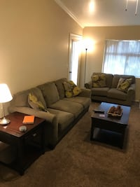 Living Room Set - Couch, Tables & Lamps!! Scottsdale, 85258