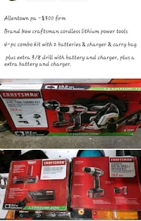 brand new cordless power tools Allentown