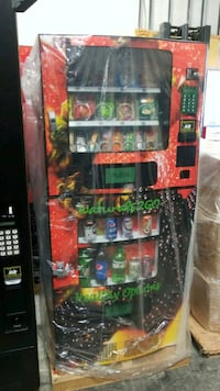 Combo vending machine fully working  30 km