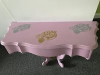 white and pink wooden table Los Banos, 93635