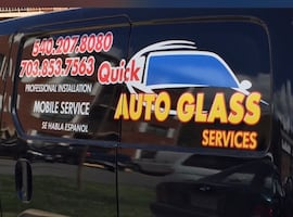 Windshield replacement, remplazamos parabrisas.