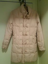 Pink winter jacket 544 km