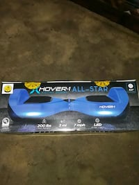 New LED Hoverboard