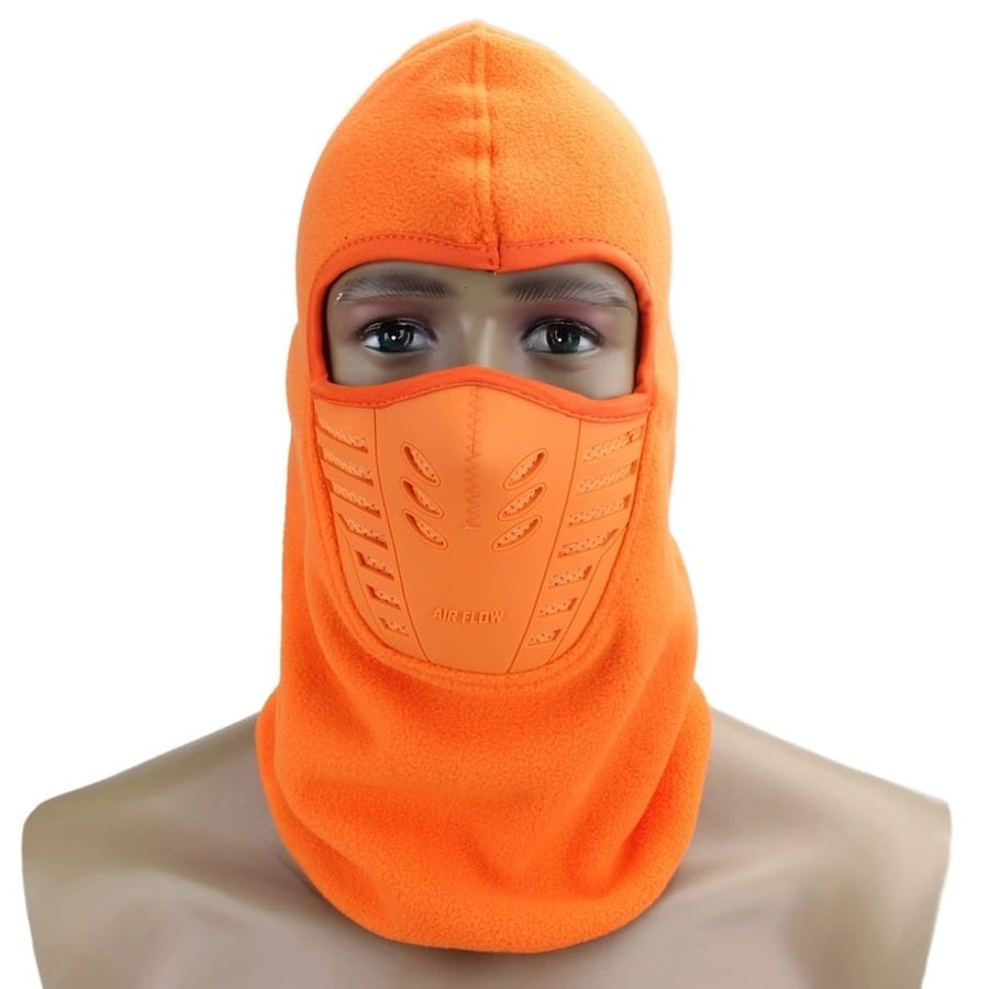 Winter fleece face mask one size fits all New  0e9ddc2c-aa44-4cd8-bf09-3b0ef290e1cc
