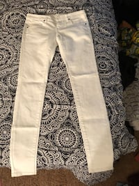 white and black floral pants Redding, 96002