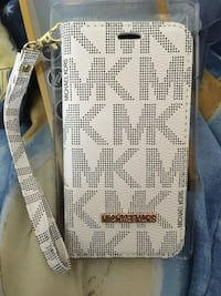 Black and white michael kors phone case for galaxy note 3/4 also n700/6g (5.5in) Wasaga Beach, L9Z