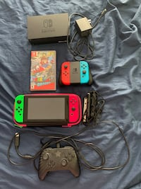 Nintendo Switch Bundle Markham, L3S 4B1