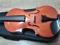 Violin 3/4 + bow + case =$ 130  Everything new PORTCOQUITLAM