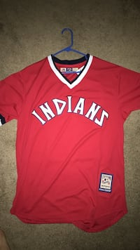 Red/White/Navy Blue Cooperstown Edition (Francisco Lindor) Salinas, 93906