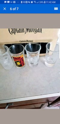 three clear glass beer mugs Spring Hill, 34606