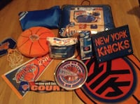 NY Knicks Comforter Set Bedding and Room Accessories BRONX