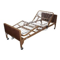 Electric Hospital Bed with mattress Alexandria, 22311