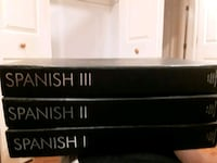 Learning Spanish 1-3 with Pimsleur Approach Gold Edition  Reston