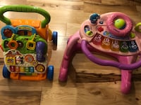 VTECH baby learn to walk Bedford, 01730