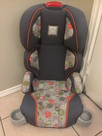 black and gray Graco car seat Brownsville, 78521