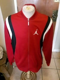 Jordan red sweater size XL Edmonton, T5G 2N2