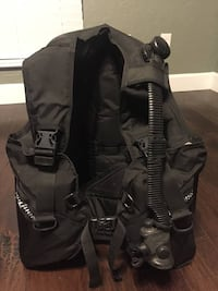 SeaQuest BCD with integrated Air Source Richardson, 75081