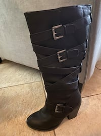 Madden girl black size 9 boots  Pell City, 35125