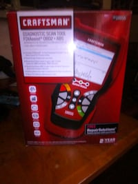 Craftsm aan diagnostic scan tool with fix assist  Seattle