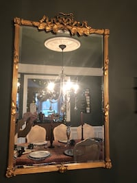Carvers Guild gold leaf mirror