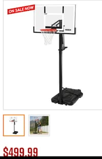 black and red basketball hoop screenshot RIVERSIDE